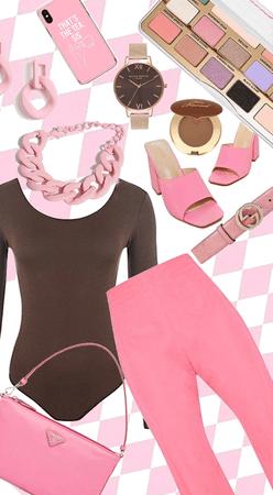 pink & chocolate💗🍫