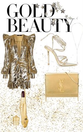 gold beauty