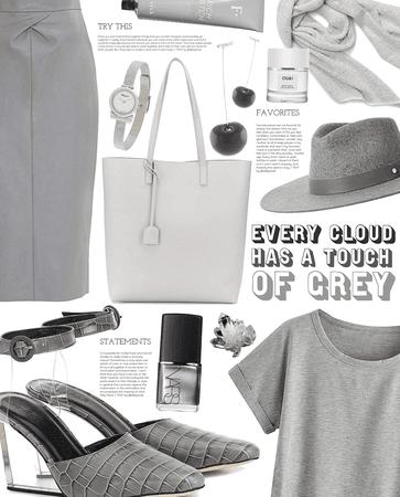 touch of grey | summer neutrals