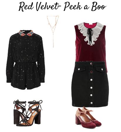 Red Velvet- Peek a Boo