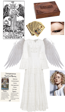 Temperance ~ Tarot