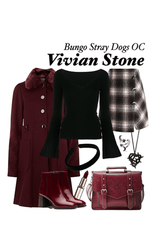BUNGO STRAY DOGS OC: Vivian Stone