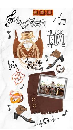 🎶 Music Festival! 🎶