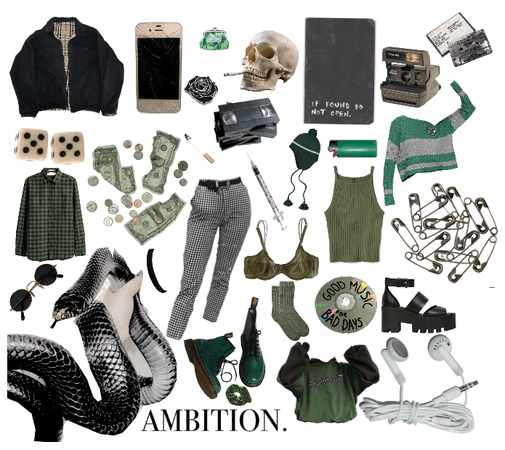 Slytherin - rebellion