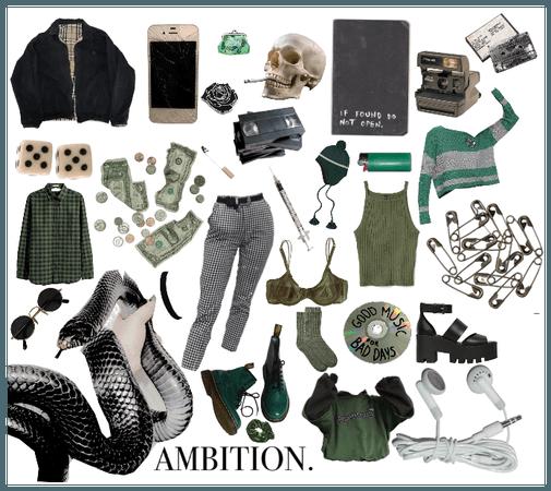 Slytherin - rebellion