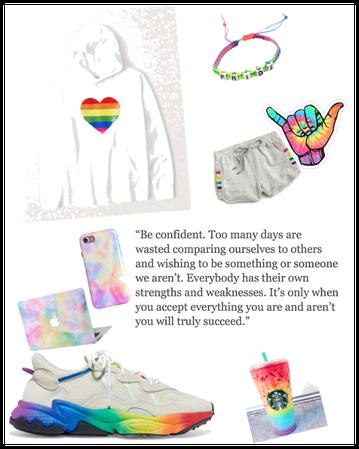 Pride is full of colors.
