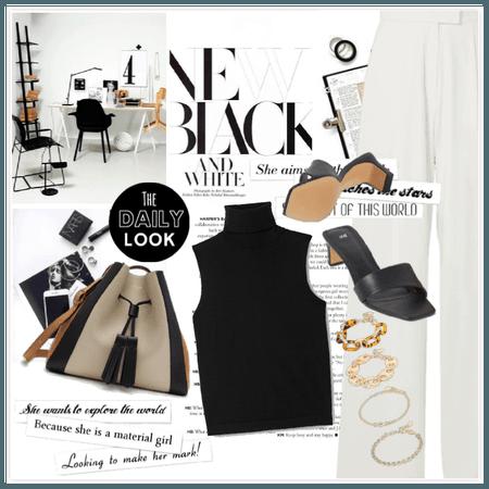 The New Black & White