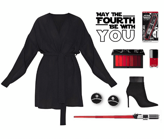 Star Wars Dark Side Inspired Outfit