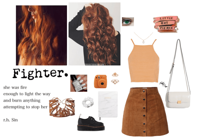 Ginger/orange