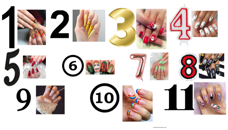 which nails???nails set