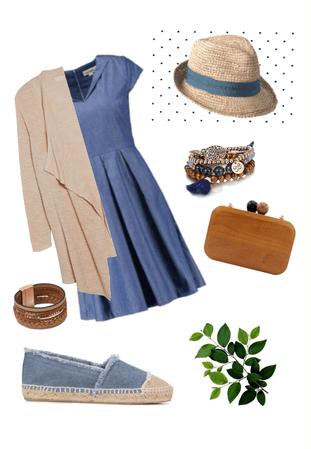 Bluejean Dress? Yes!