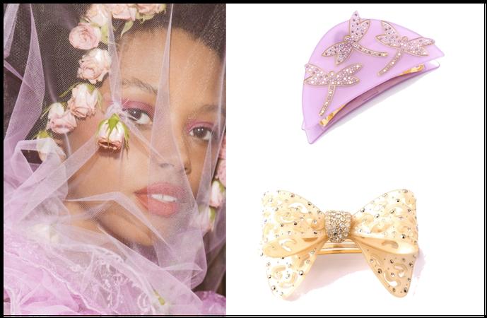 MC Davidian hair accessories