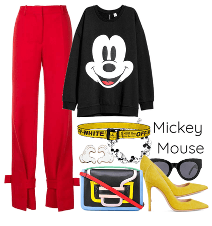 Mickey Mouse (Fab Five & Co.)