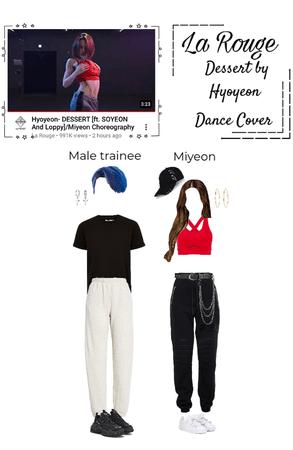 La Rouge Dance- Dessert by HYOYEON (Choreography by Miyeon)