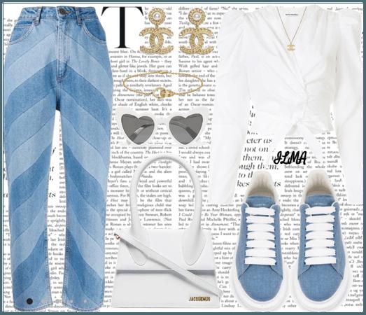 Denim&White