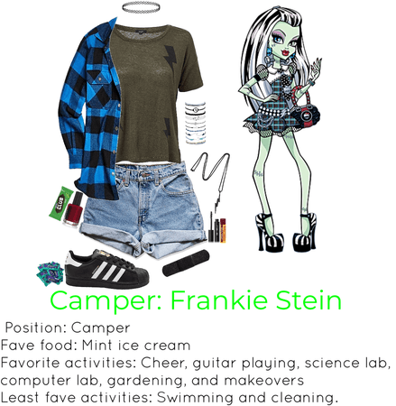 Summer Camp Frankie Stein