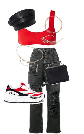 reds whites and blacks