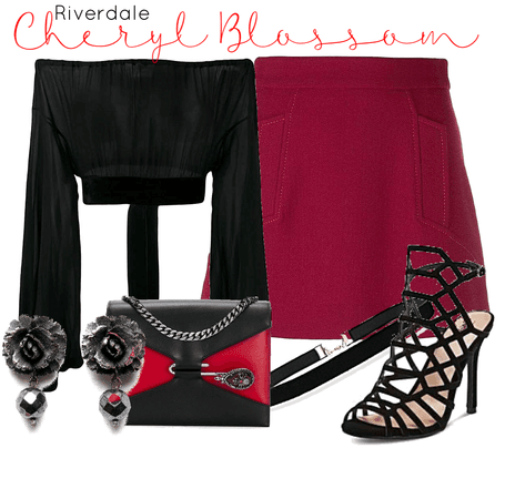 Cheryl Blossom Riverdale