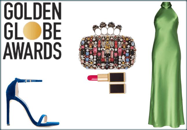 Golden Globe Awards style