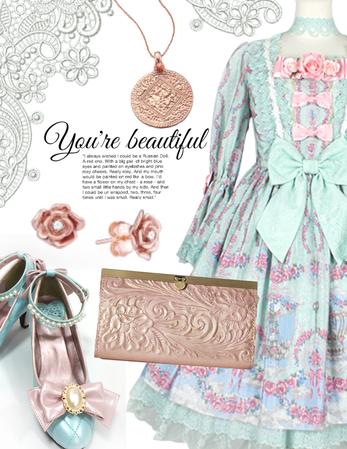 Lolita inspired