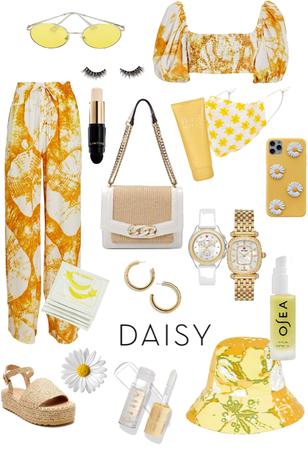 as fresh as a daisy 🌼