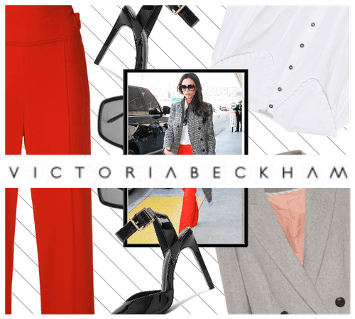 Get The Look: Victoria Beckham