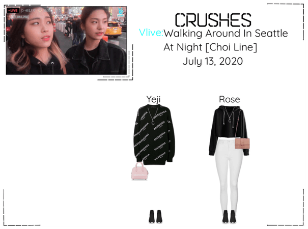 Crushes (호감) [Choi Line] Surprise Vlive