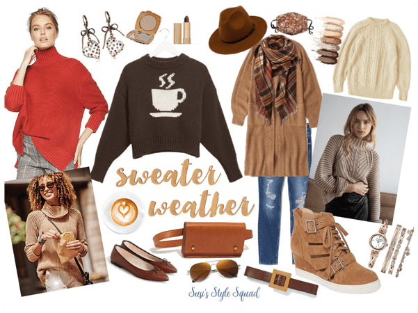 Cafe Sweater Weather