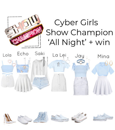 Show Champion- All Night