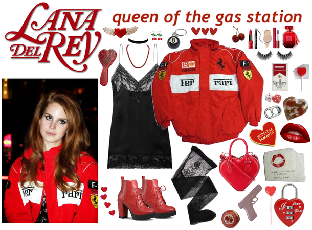 Lana Del Rey - Born To Die era