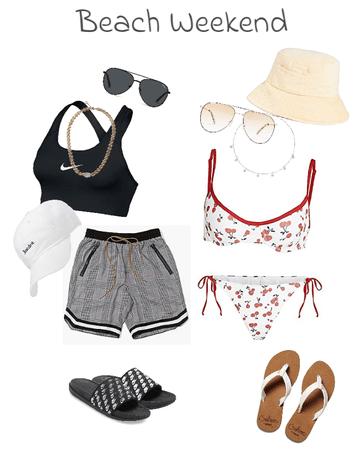 beach weekend