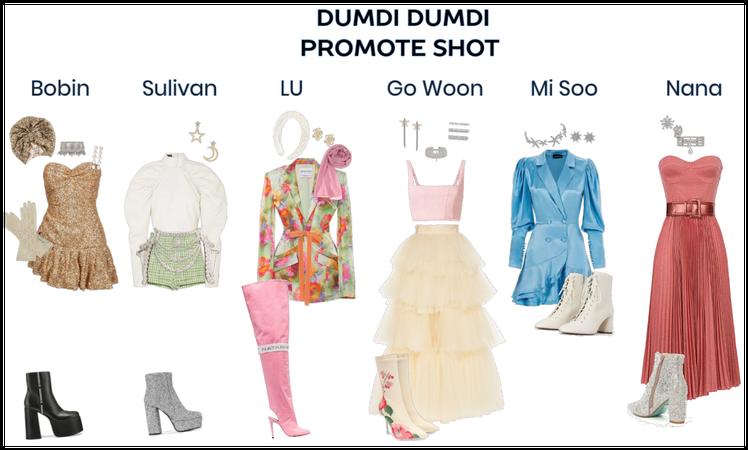 Dumdi Dumdi Promote photoshot