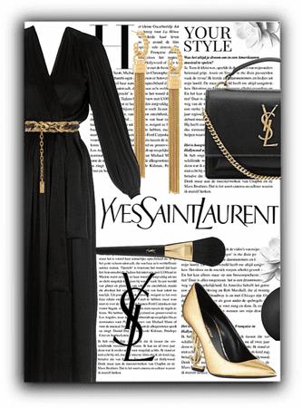 I ❤️ Yves Saint Laurent