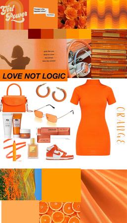 orange fit