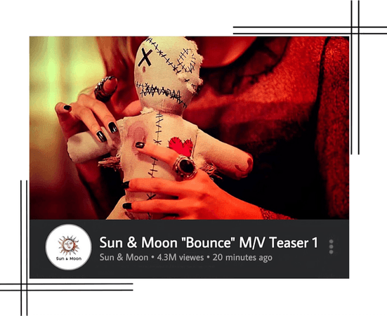 "Sun & Moon ""Bounce"" Teaser Video 1"