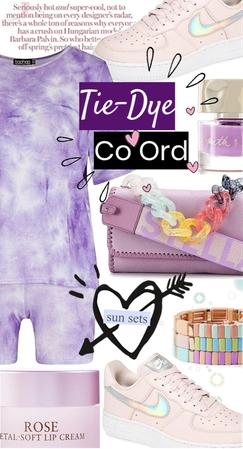 Tie-Dye Co Ord