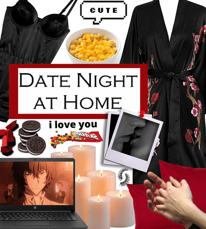 WINTER 2020: Date Night At Home