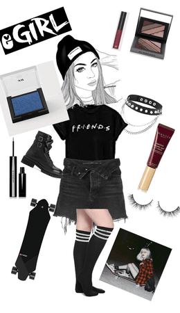 Teen outfit e girl