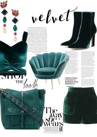 Velvet Green