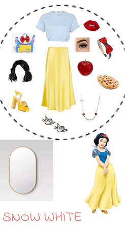 Snow White recreated