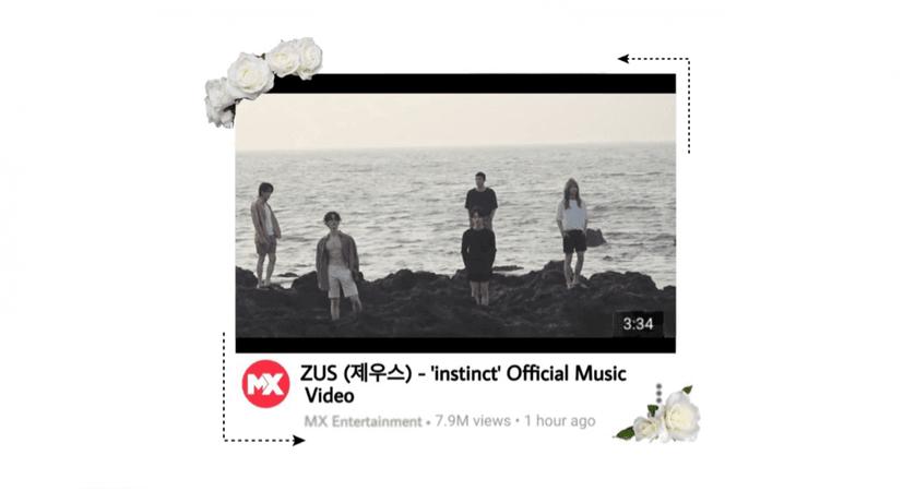 ZUS//'instinct' Official MV