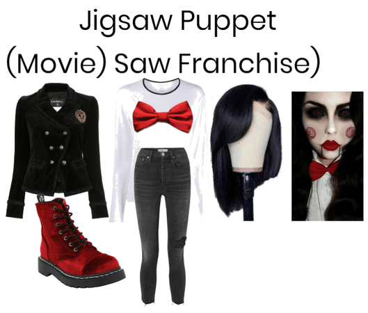 Jigsaw Puppet (Saw Franchise)