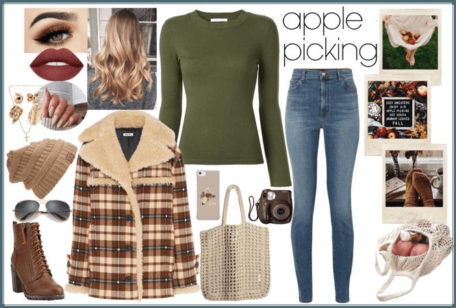 Apple Crisps and Cinnamon Lips