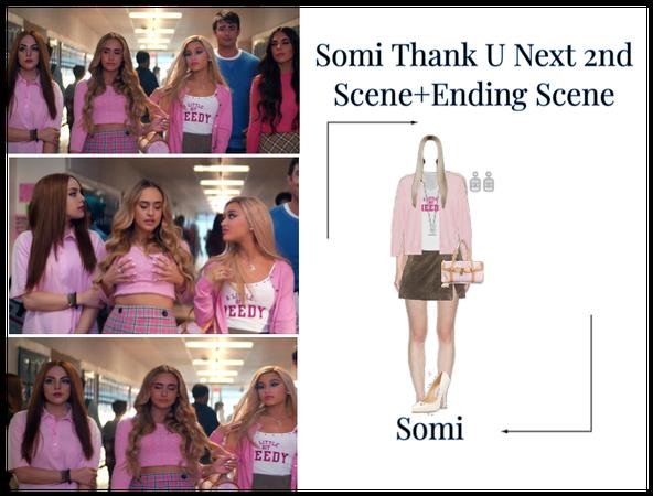 Somi Thank U Next 2nd Scene+Ending Scene
