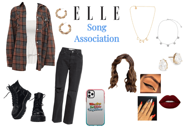 Elle: Song Association