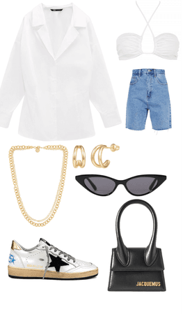 Simple Summer Outfit!