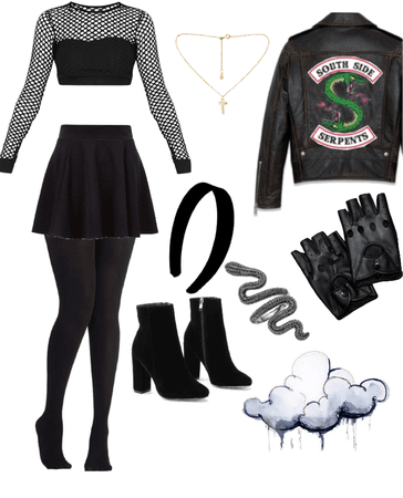 Serpents outfit