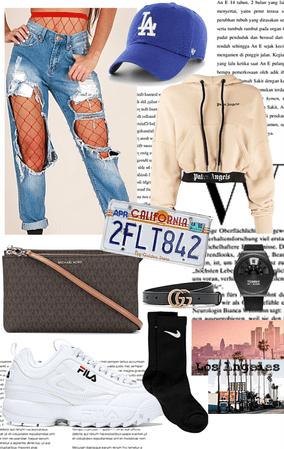 cali gurl (LA style)