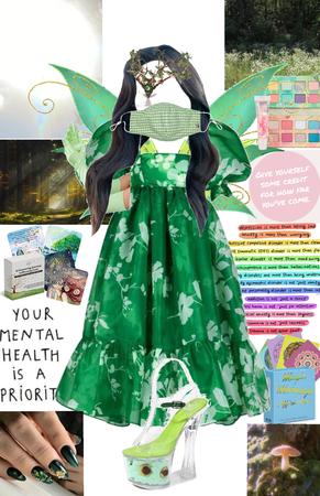 Mental Health Fairy