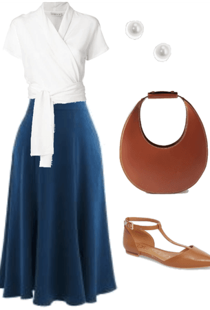 Spring sample outfit 2021